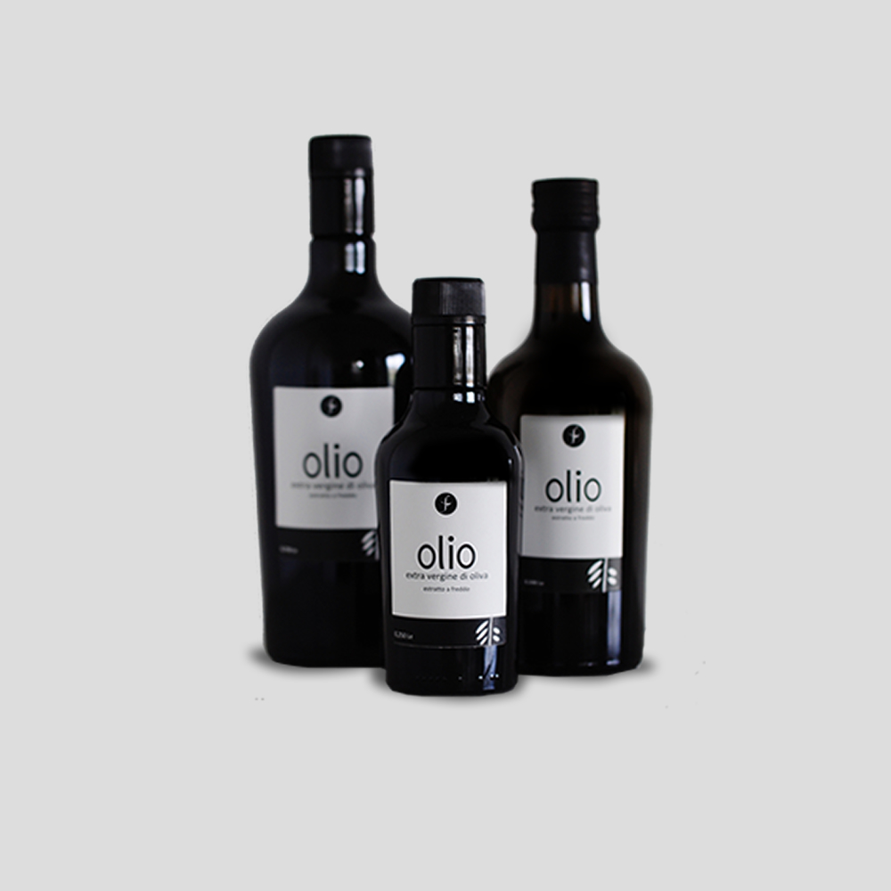 Olio Extra Vergine Bottiglia