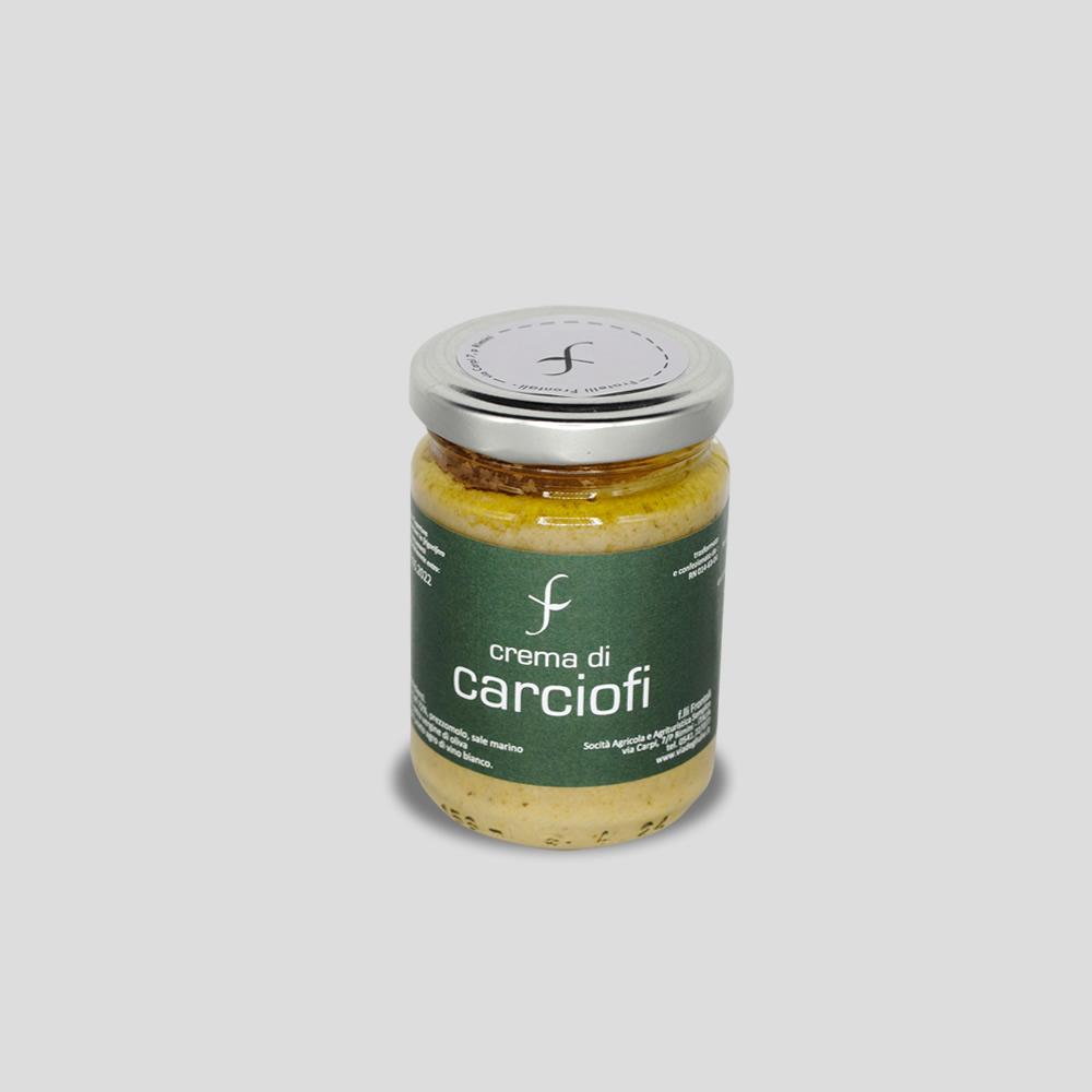 Crema Di Carciofi Gr 140