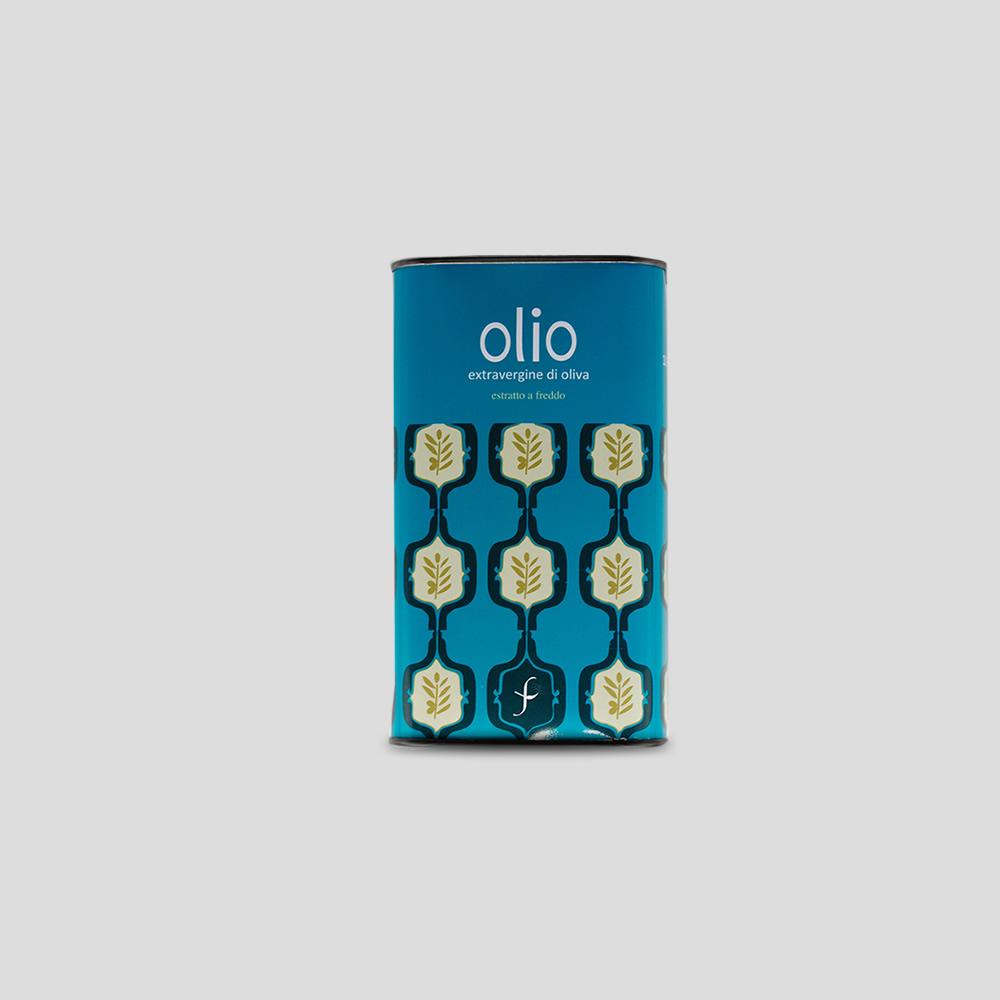 Extravirgin Olive Oil 1L Tin